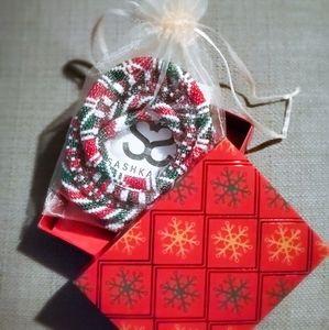 "Sashka Co. Limited Edition Christmas Bracelets 8"""